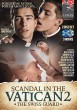 Scandal In The Vatican 2: The Swiss Guard DVD - Front