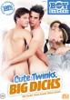 Cute Twinks, Big Dicks DVD - Front