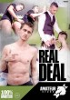Real Deal DVD - Front