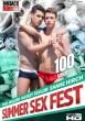 Summer Sex Fest DVD - Front