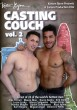 Casting Couch Vol. 2 DVD - Front