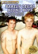 Barely Legal Blond Boys DVD - Front