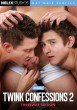 #helix: Twink Confessions 2 - Threeway Edition DVD - Front