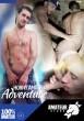 Horny Amateur Adventure DVD - Front