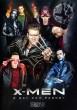 X-Men: A Gay XXX Parody DVD - Front