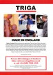Made In England DVD - Back