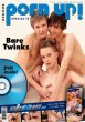 Porn Up Staxus Special Magazine - Front