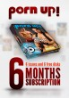 Porn Up 6 Month Subscription - Front