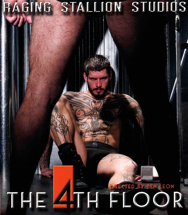 The 4th Floor BLU-RAY - Front