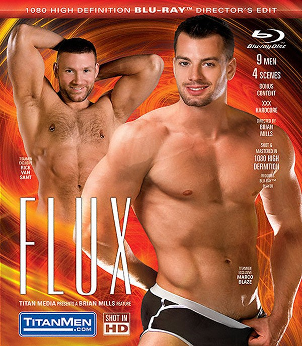 Flux BLU-RAY - Front