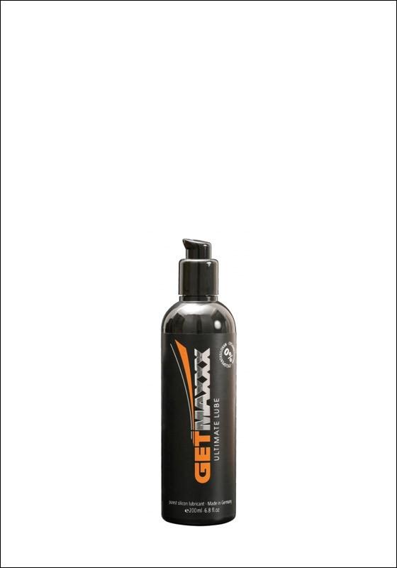 Getmaxxx Ultimate Lube 50 ml / 1.7 oz - Back