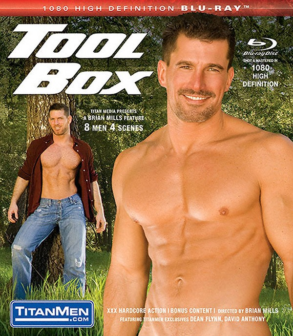 Toolbox BLU-RAY - Front