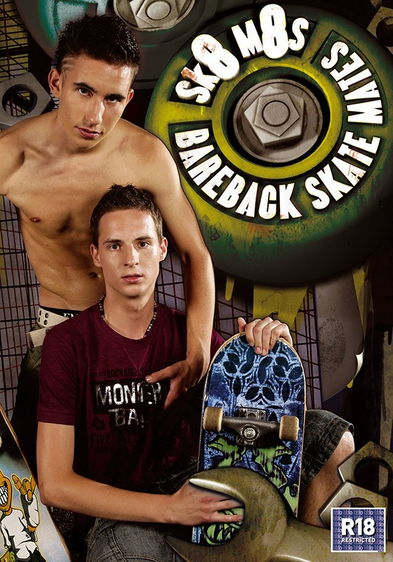 Bareback Skate Mates DOWNLOAD - Front