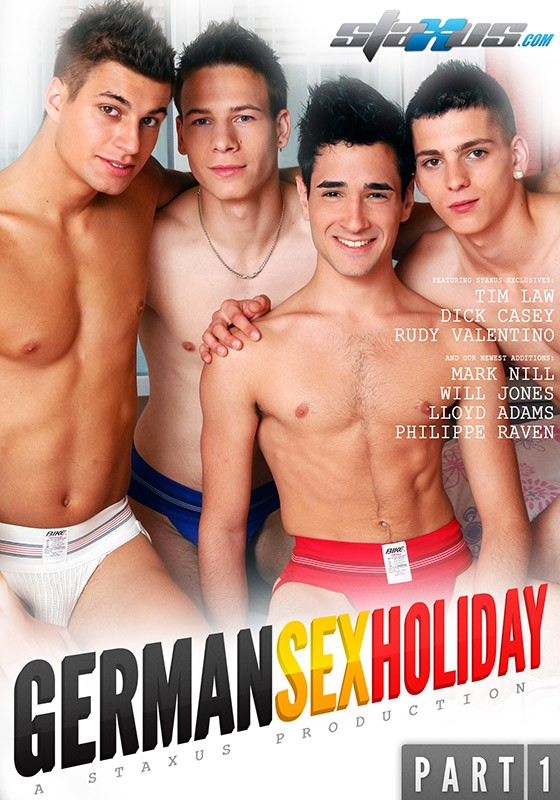 German Sex Holiday Part 1 DOWNLOAD - Front