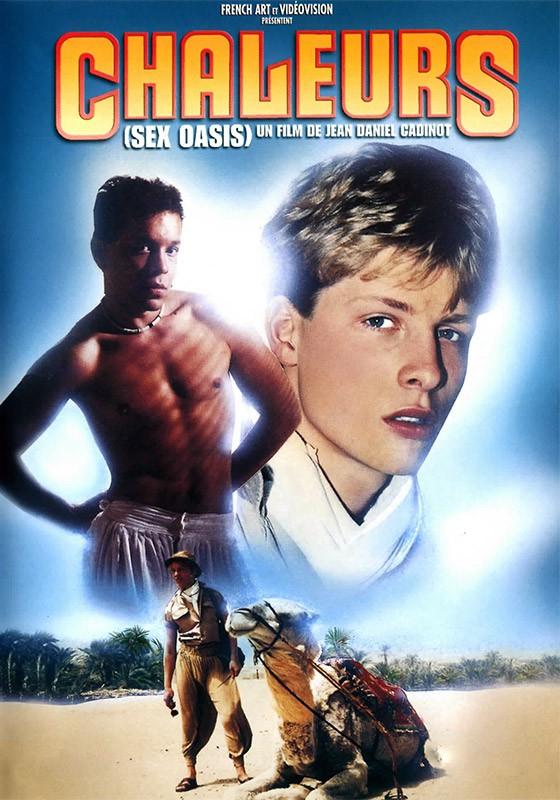 Chaleurs DVD - Front
