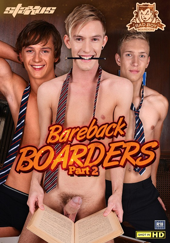 Bareback Boarders Part 2 DOWNLOAD - Front