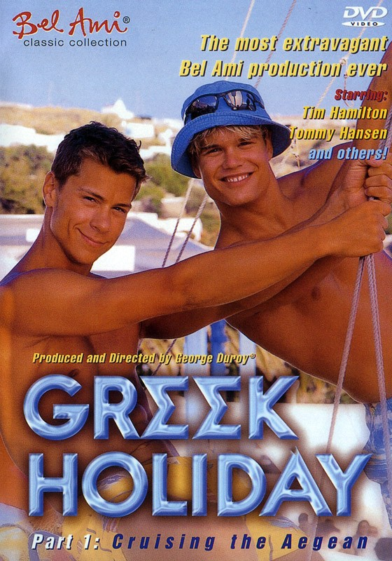 Greek Holiday 1: Cruising the Aegean DVD - Front