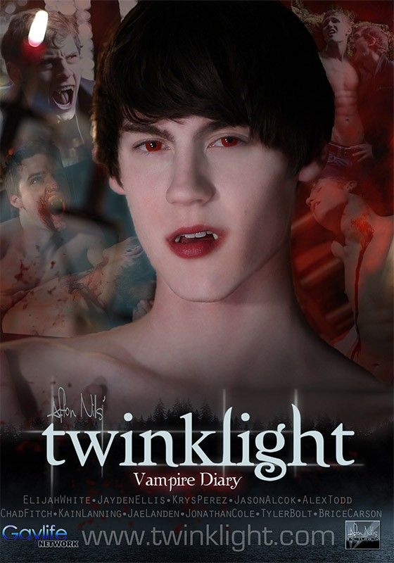 Twinklight Vampire Diary DOWNLOAD - Front