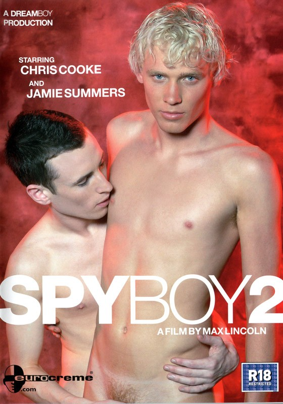 SpyBoy 2 DVD - Front