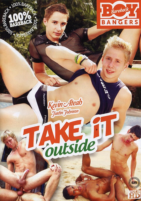 Take It Outside DOWNLOAD - Front