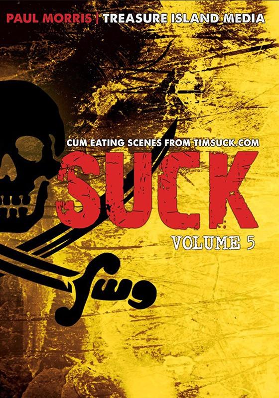 Suck Volume 5 DOWNLOAD - Front