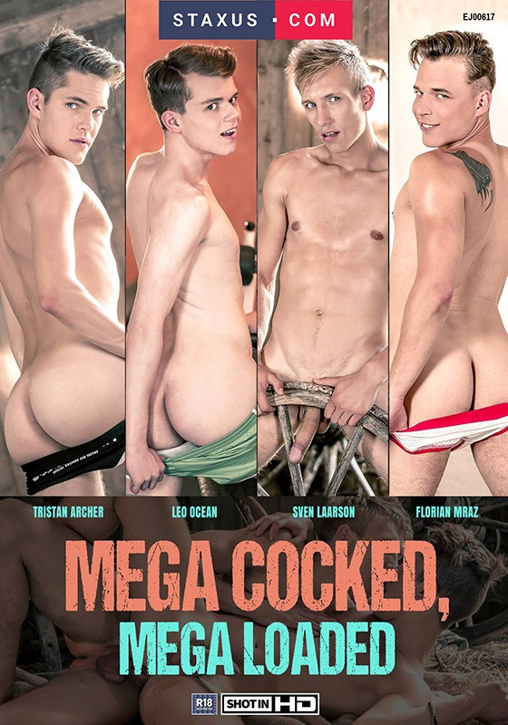 Mega Cocked, Mega Loaded DOWNLOAD - Front