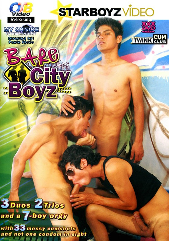 Bare City Boyz DOWNLOAD - Front