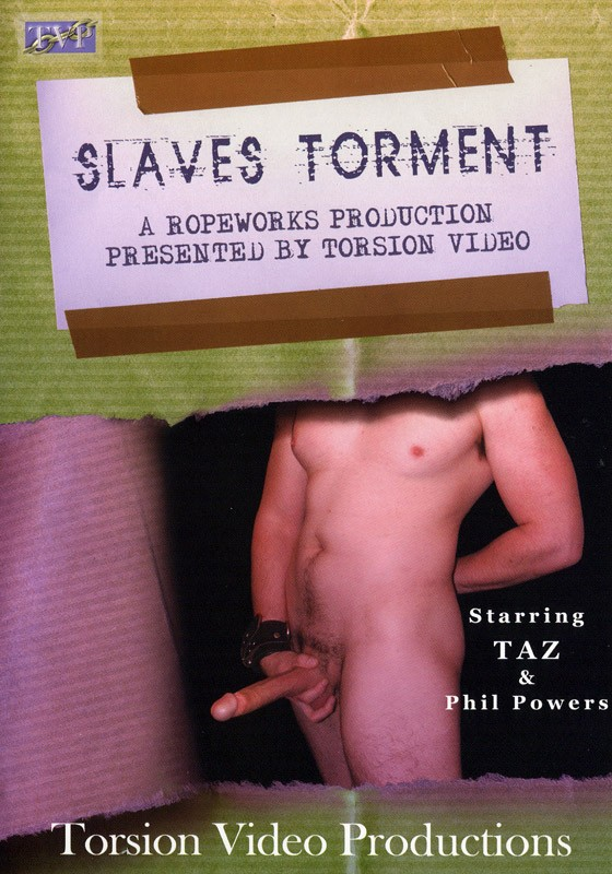 Slaves Torment DVD - Front