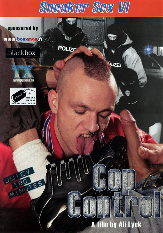 Sneaker Sex VI: Cop Control DOWNLOAD - Front