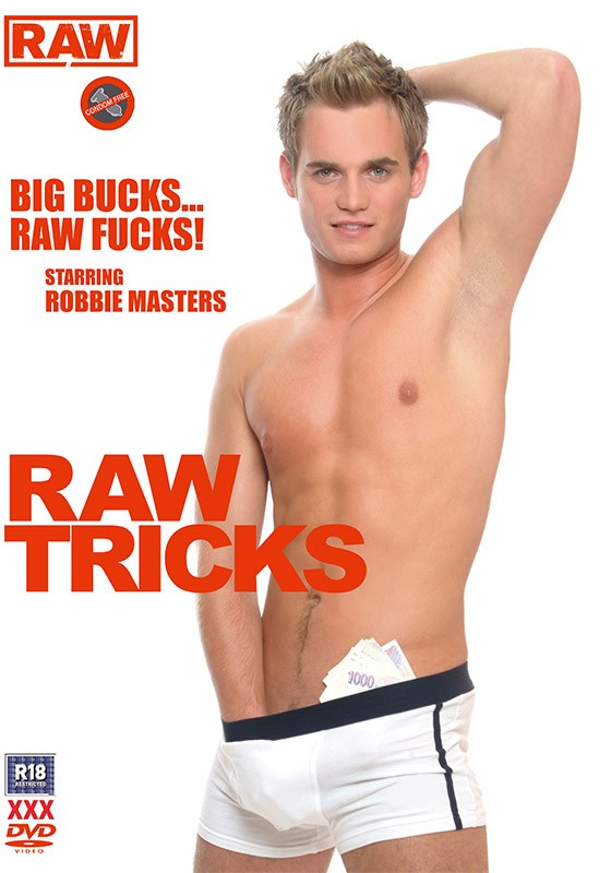 Raw Tricks DVD - Front