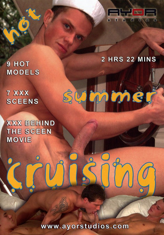 Hot Summer Cruising DVD - Front
