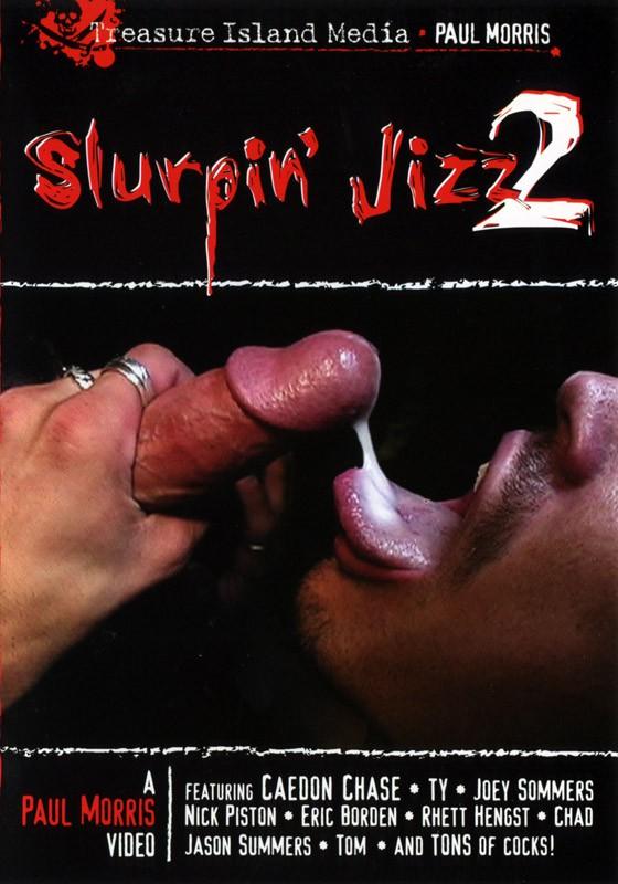 Slurpin' Jizz 2 DVD - Front