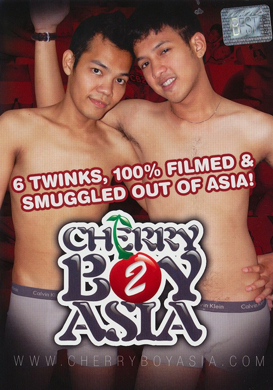 Cherry Boy Asia DVD - Front
