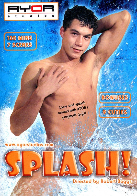 Splash! DVD - Front