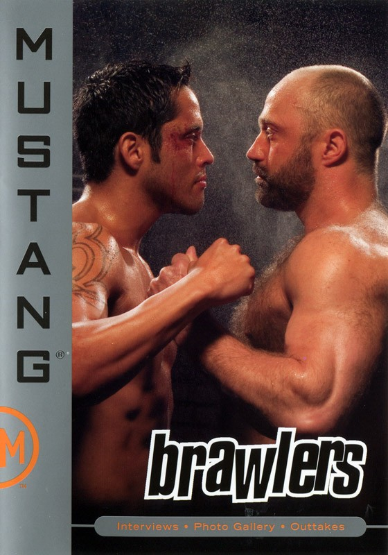 Brawlers DVD - Front
