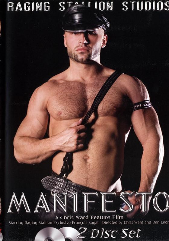 Manifesto DVD - Front