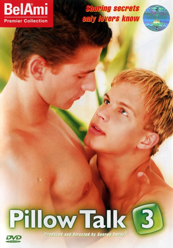 Pillow Talk 3 DVD - Front