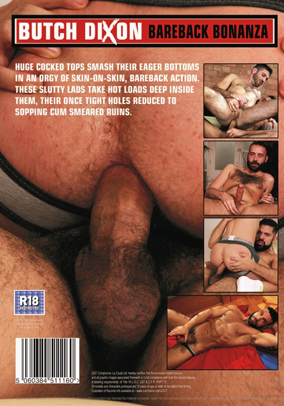 Bareback Bonanza DOWNLOAD - Back