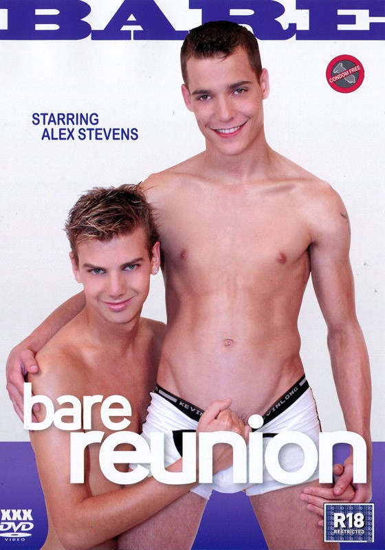 Bare Reunion DVD - Front