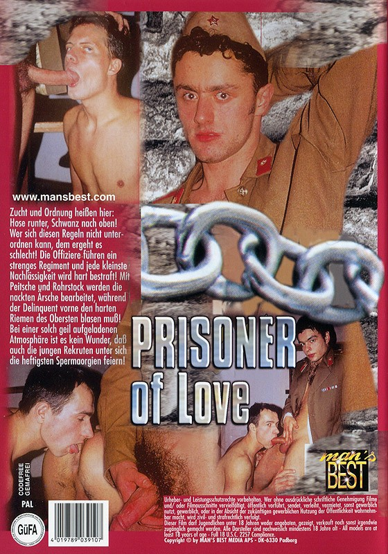 Prisoner of Love DOWNLOAD - Back