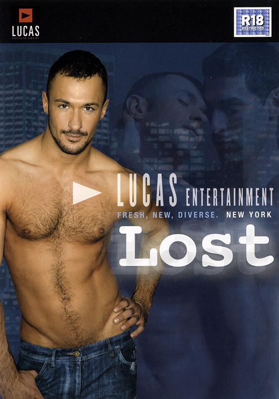 Lost DVD - Front
