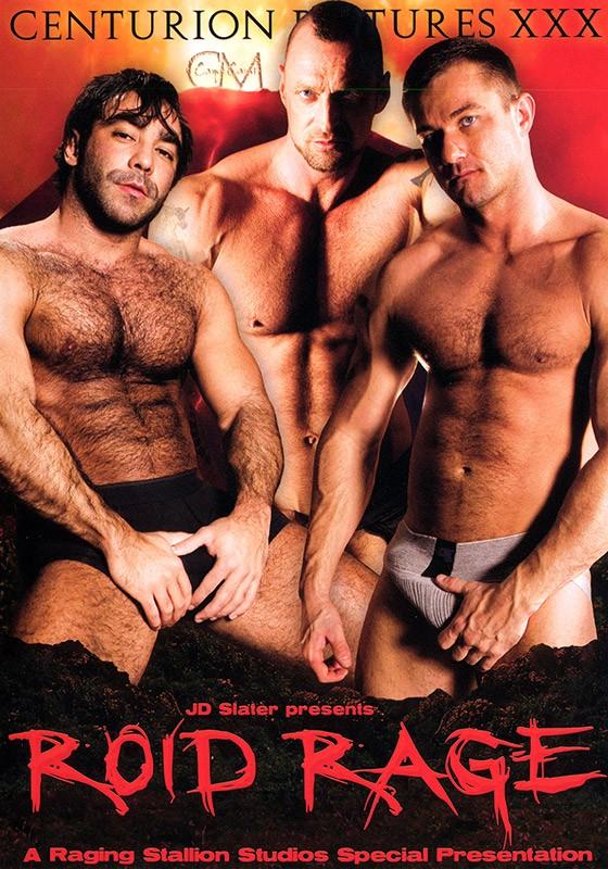 Roid Rage DVD - Front