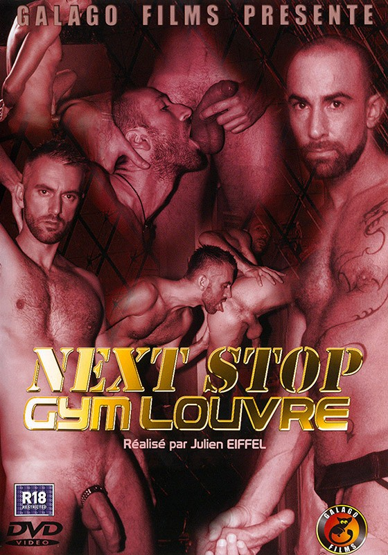 Next Stop Gym Louvre DVD - Front