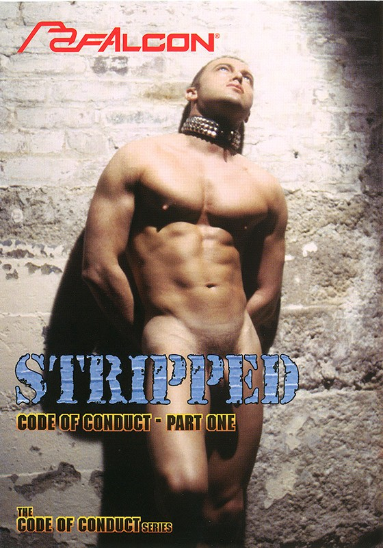 Code of Conduct part 1: Stripped DVD - Front