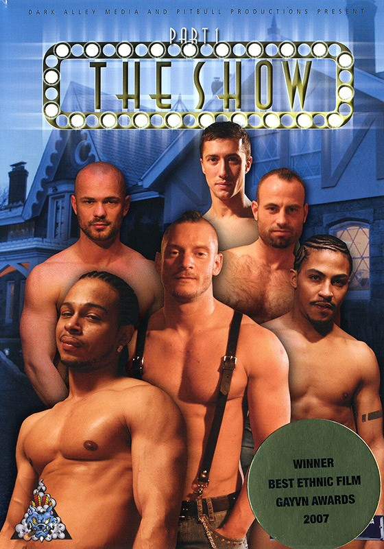 The Show part 1 DVD - Front