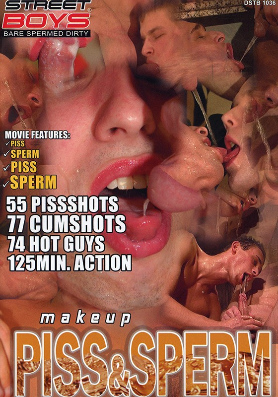 Makeup Piss & Sperm DOWNLOAD - Front