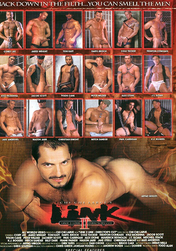 Link 2 DVD - Front