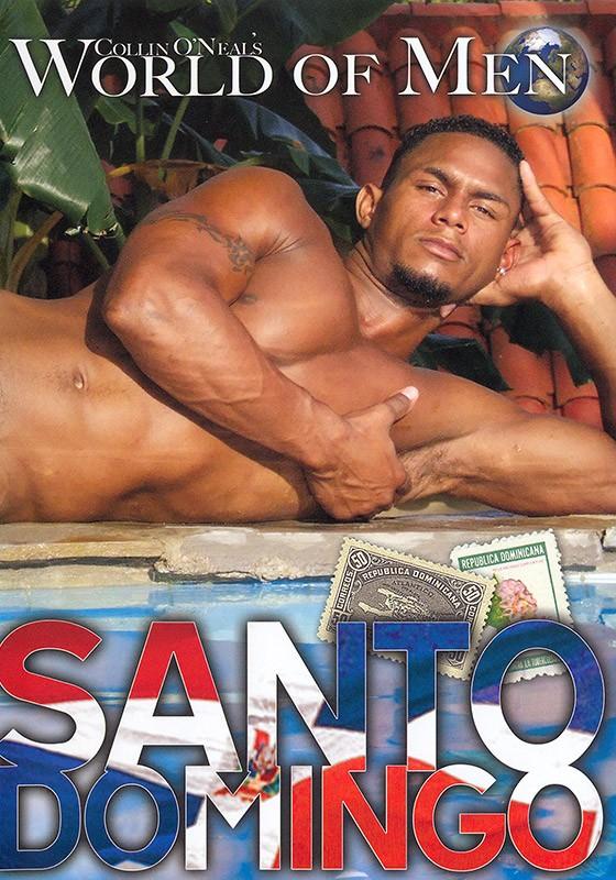 Collin O'Neal's Santo Domingo DVD - Front