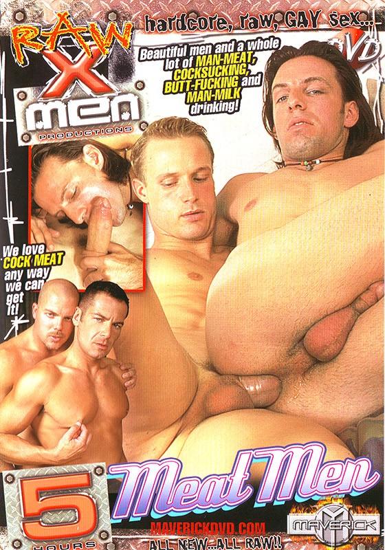 Meat Men DVD - Front