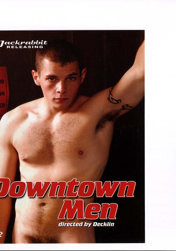Downtown Men DVD - Front